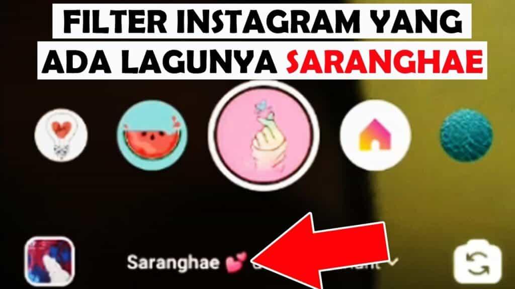 Filter-Saranghae