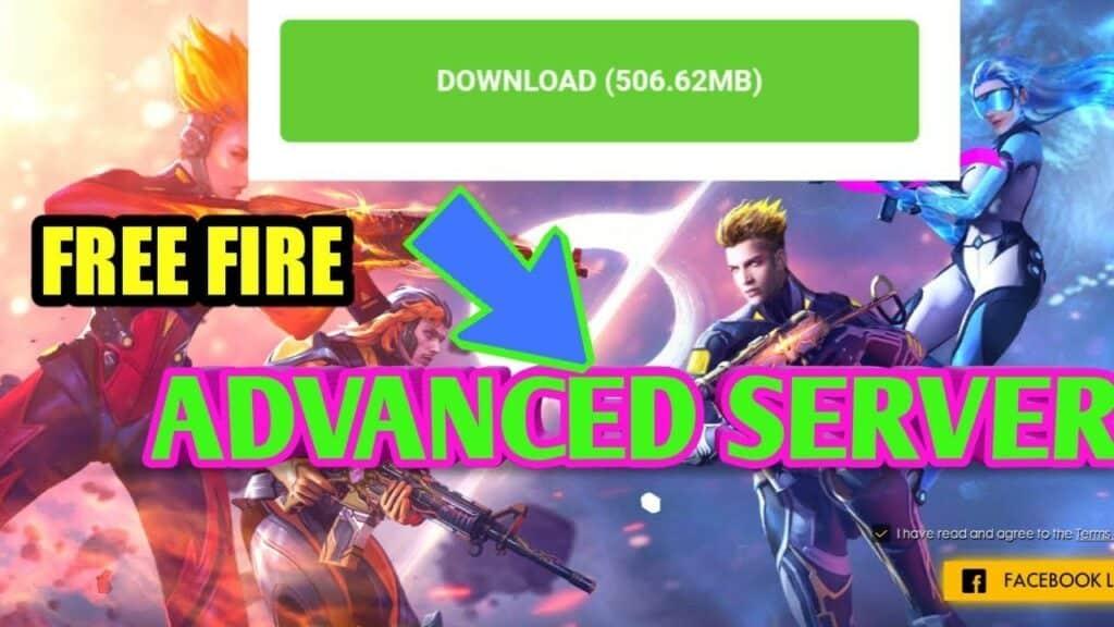 Perbedaan-FF-Advance-Server-Apk-dengan-FF-Official-Apk
